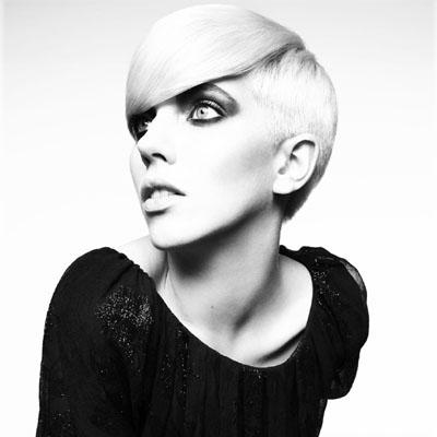 British Hairdresser of the Year 2008 Winning Picture