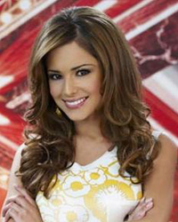 X Factor Judge Cheryl Cole has been voted for having the best Hairstyle
