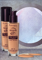 Renew & Lift Foundation with Time Reverse Complex by Rimmel London