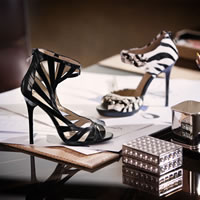 H&M to Collaborate with Jimmy Choo on a new Shoe Collection